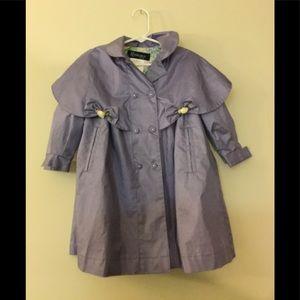 Rothschild Girls Rain Coat